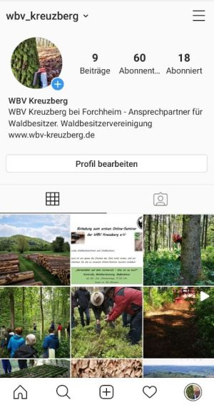 Bild Instagramm Account final